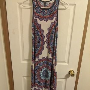 A Perfect Summer Maxi Dress